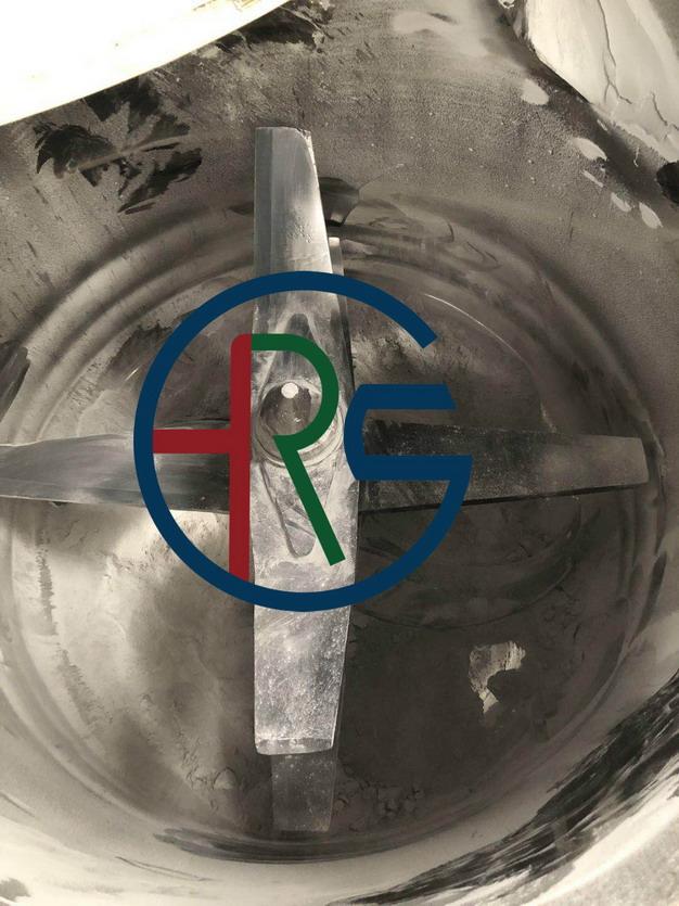 高速混合机和桨叶喷涂耐磨碳化钨