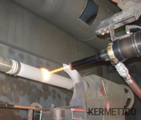 碳化铬涂层 – HVAF热喷涂,可提高高温下的耐磨性插图