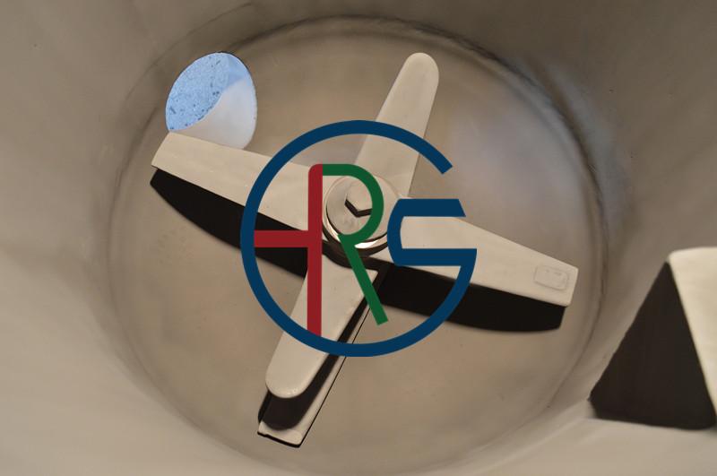 螺带混合机高速混合耐磨喷涂碳化钨