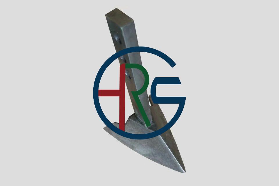 犁刀混合机犁刀锂电材料喷涂碳化钨